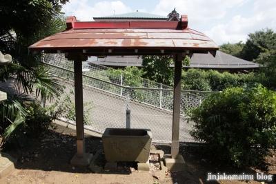 杉山神社(都筑区佐江戸町)3