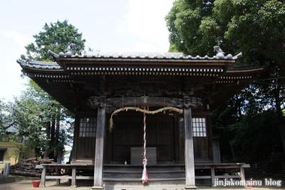 杉山神社(都筑区佐江戸町)5