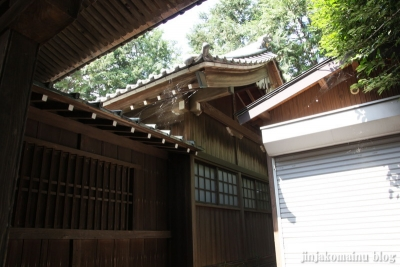 杉山神社(都筑区佐江戸町)7