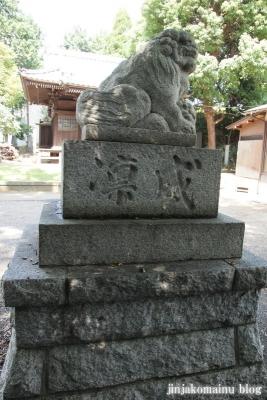 杉山神社(都筑区佐江戸町)13