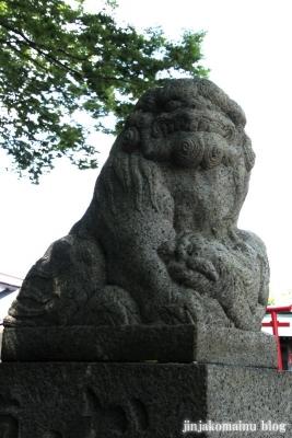 杉山神社(都筑区佐江戸町)14