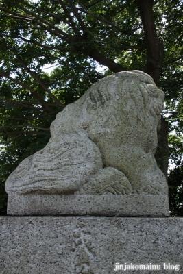杉山神社(都筑区佐江戸町)11