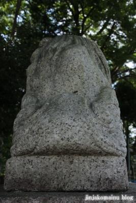 杉山神社(都筑区佐江戸町)12
