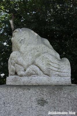 杉山神社(都筑区佐江戸町)15