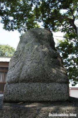 杉山神社(都筑区佐江戸町)16