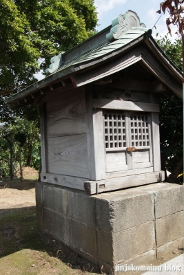 白山神社(緑区白山)3