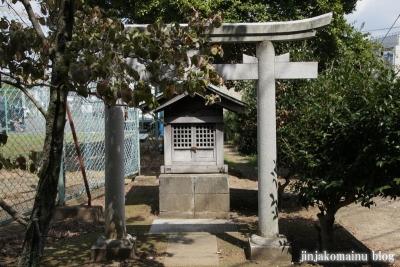 白山神社(緑区白山)1