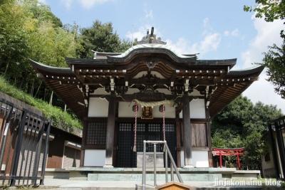 八幡神社(緑区上山)5