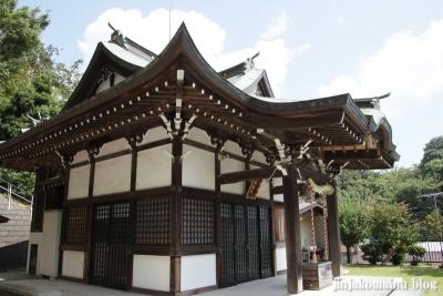 八幡神社(緑区上山)7