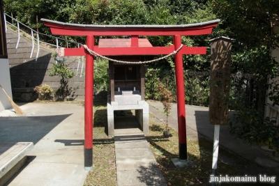 八幡神社(緑区上山)9