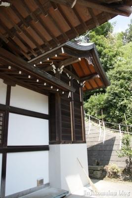 八幡神社(緑区上山)8
