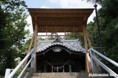 杉山神社(緑区中山町)3
