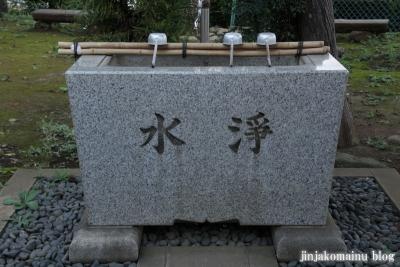 杉山神社(緑区中山町)4