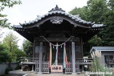 杉山神社(緑区中山町)5