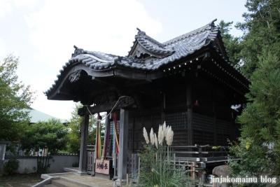 杉山神社(緑区中山町)7