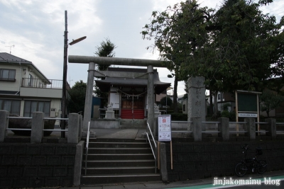 杉山神社(緑区寺山町)1