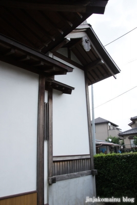 杉山神社(緑区寺山町)10