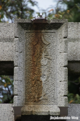 八幡神社(緑区台村町)3