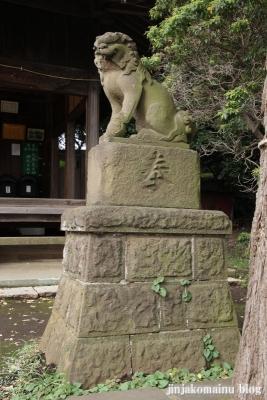 八幡神社(緑区台村町)10