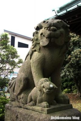 八幡神社(緑区台村町)15