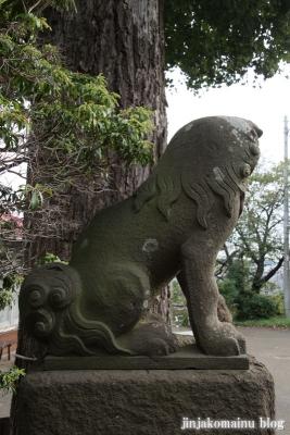八幡神社(緑区台村町)12