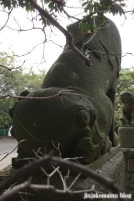 八幡神社(緑区台村町)13
