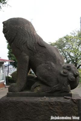 八幡神社(緑区台村町)16