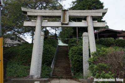 八幡神社(緑区台村町)2