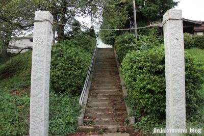 八幡神社(緑区台村町)4