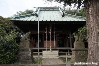八幡神社(緑区台村町)6