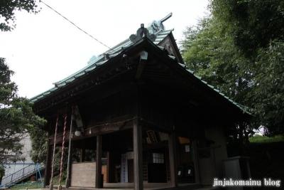 八幡神社(緑区台村町)8