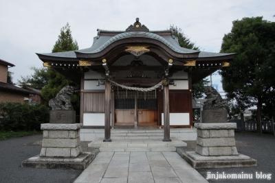 杉山神社(緑区三保町)6