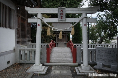 杉山神社(緑区三保町)9