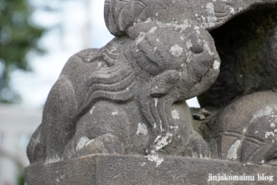 杉山神社(緑区三保町)21
