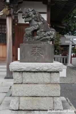 杉山神社(緑区三保町)11