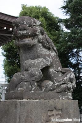 杉山神社(緑区三保町)12