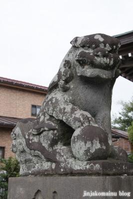 杉山神社(緑区三保町)16