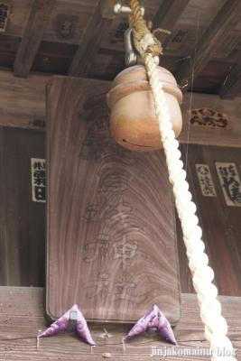 日枝神社(緑区小山町)4