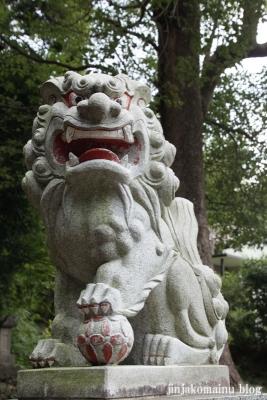 日枝神社(緑区小山町)5