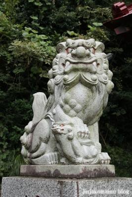 日枝神社(緑区小山町)6