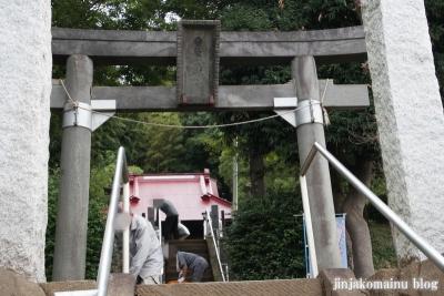日枝神社(緑区小山町)2