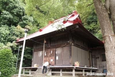 日枝神社(緑区小山町)8