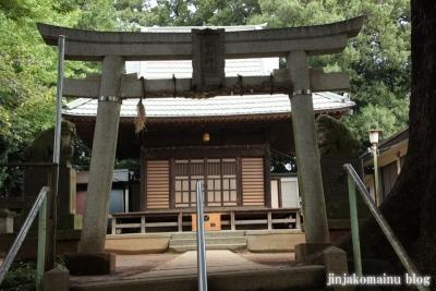 杉山神社(緑区青砥町)2