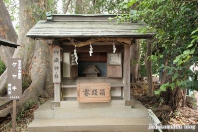杉山神社(緑区青砥町)8