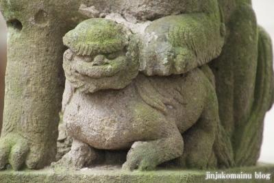 杉山神社(緑区青砥町)21