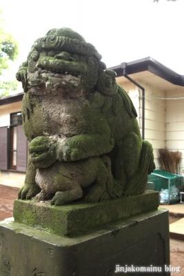 杉山神社(緑区青砥町)12