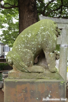杉山神社(緑区青砥町)13