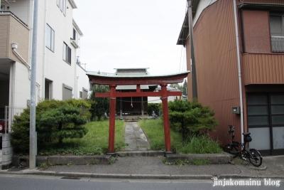山王神社(都筑区川和町)1