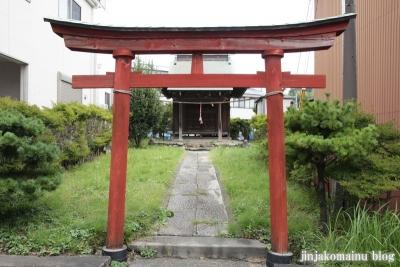山王神社(都筑区川和町)2
