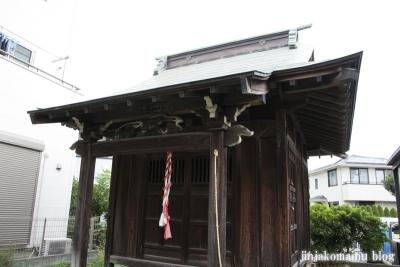 山王神社(都筑区川和町)4